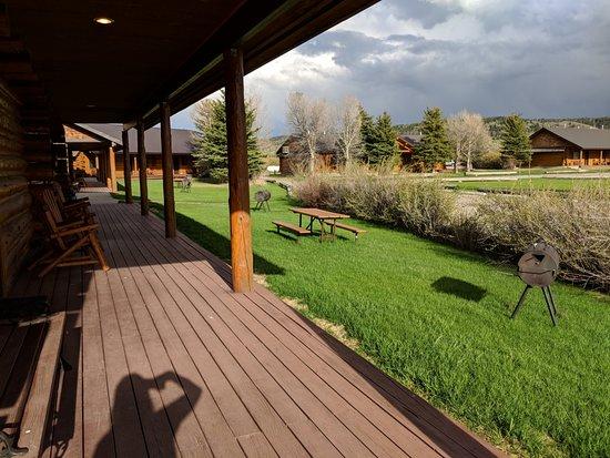 Luton's Teton Cabins Image