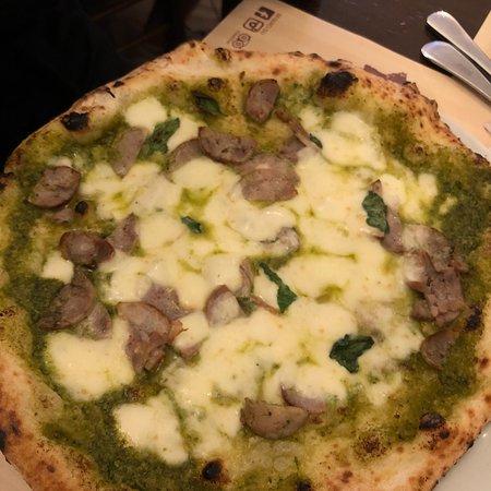 Bilde fra Pizzeria Gaetano Genovesi