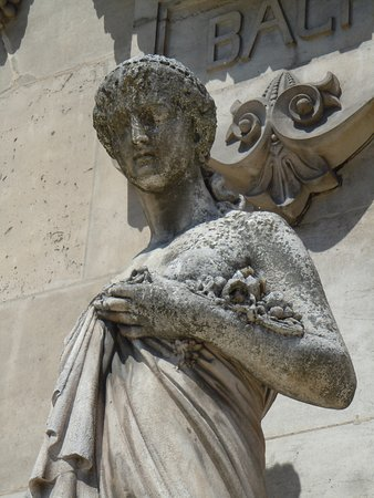 Statue L'Idylle