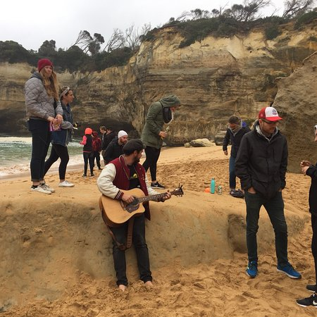 Zdjęcie 2-Day Camping and Surfing Great Ocean Road Trip from Melbourne