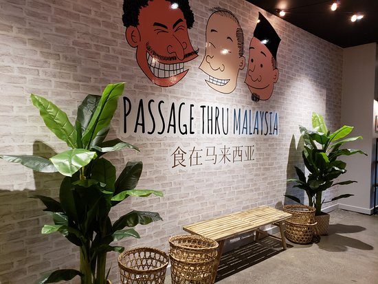 Passage Thru Malaysia: OUR FAV WALL
