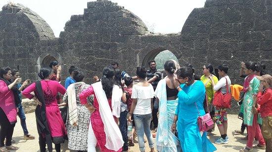 Janjira Fort: inside the fort