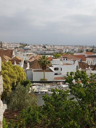 Castelo de Tavira : vistas