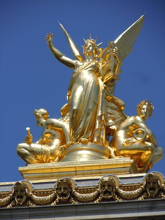 Statue l'Harmonie