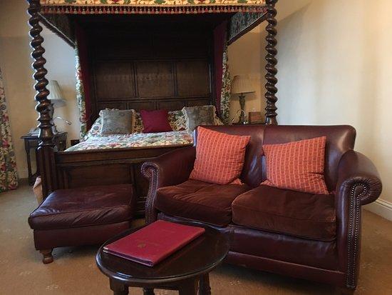 Beechwood Hotel: Garden room