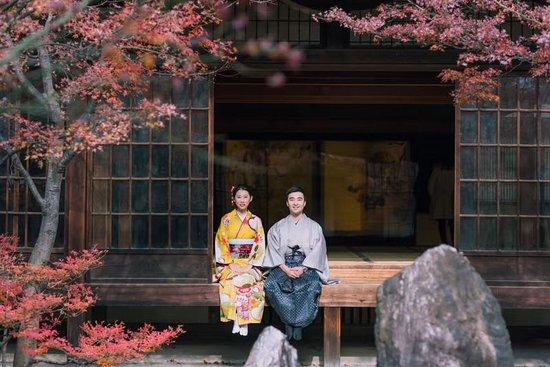 Kyoto Kimono Rental Rei: customers