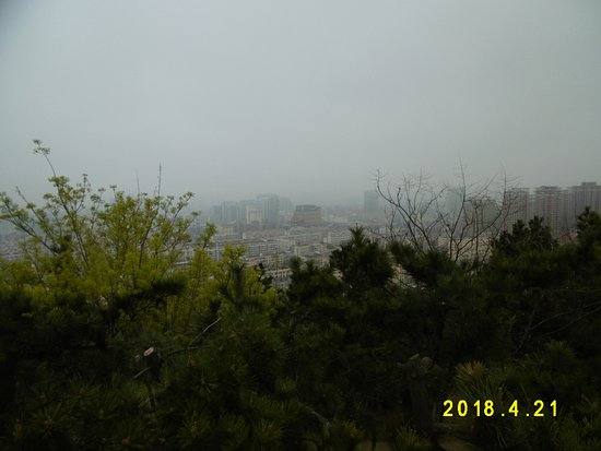 青岛山公园