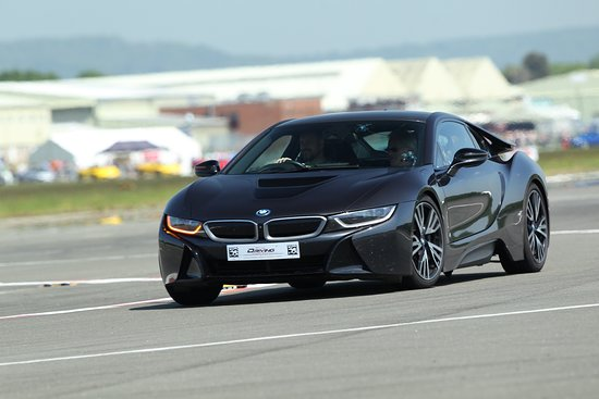 BMW i8 at Hammerhead - Picture of Everyman Racing, Cranleigh