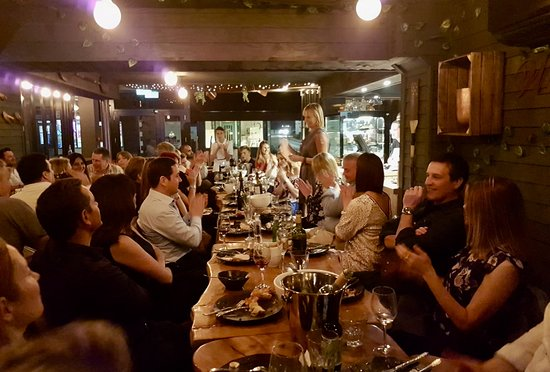 Jeans Kitchen Wine Bar Tunbridge Wells