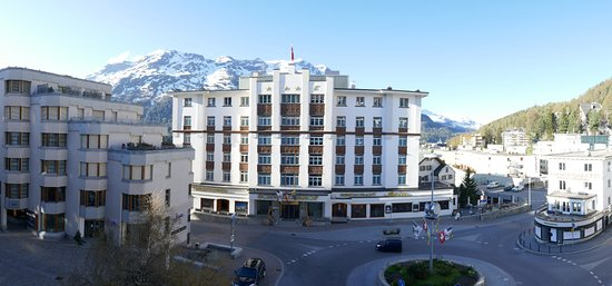 HOTEL HAUSER St Moritz Switzerland Specialty Hotel