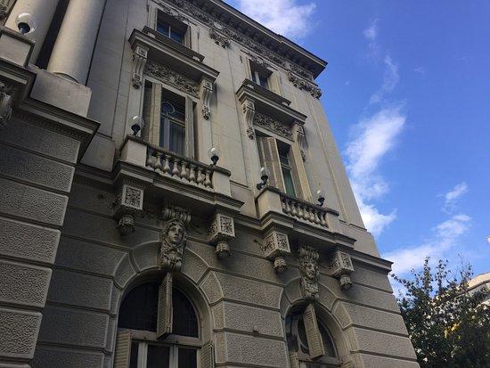 Palacio de Amboage: Edificio