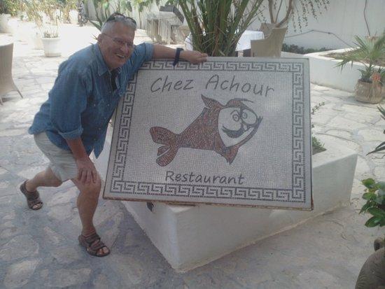Chez Achour: amico tedesco
