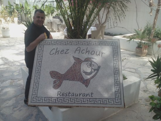 Chez Achour: amico locale