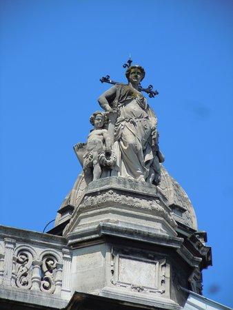 Statue La Force
