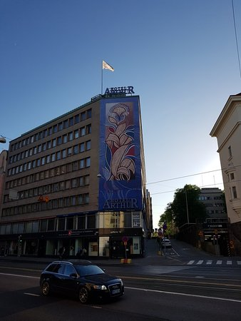 Arthur Hotel: Hotel arthur