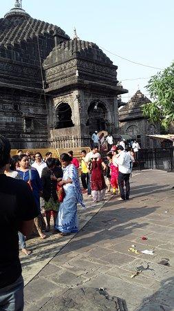 Trimbakeshwar Shiva Temple: Trambakeshwara temple