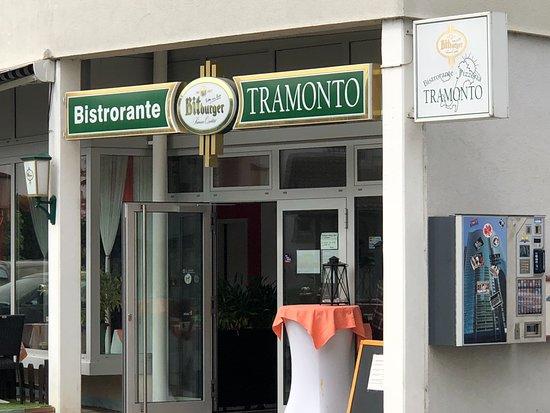 Kriftel, Deutschland: Bistrorante Tramonto