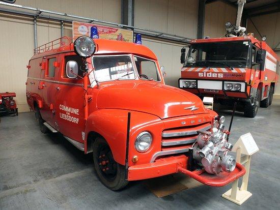 Musée du Sapeur Pompier