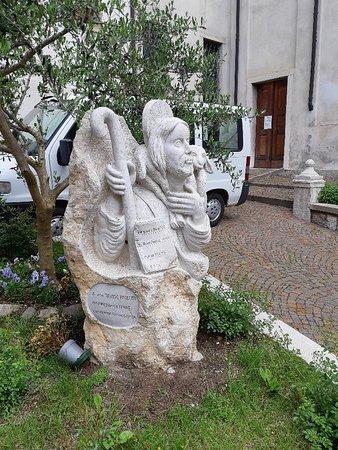 Valstagna, إيطاليا: Igreja de valstagna.  Santo Antônio