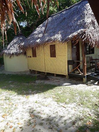 Leleuvia Island Resort: Ensuite Bure