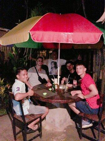 Антуран, Индонезия: Visting from Germany