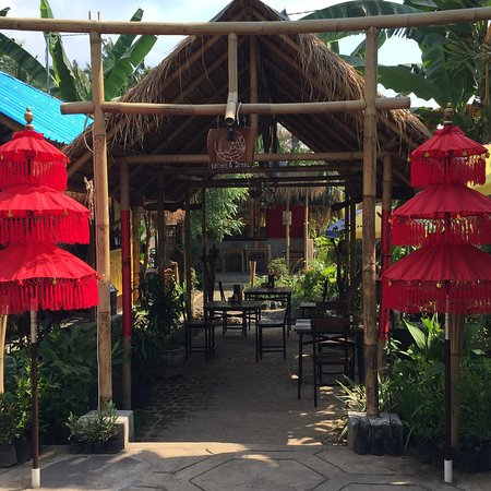 Антуран, Индонезия: Jaring Kitchen & Drinks