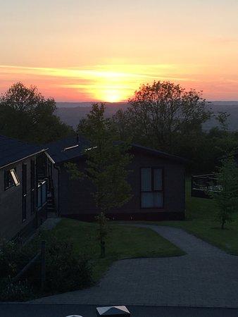 Hawkchurch, UK: View