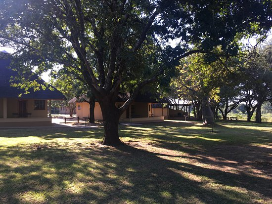 Lower Sabie Restcamp: Bungalow.