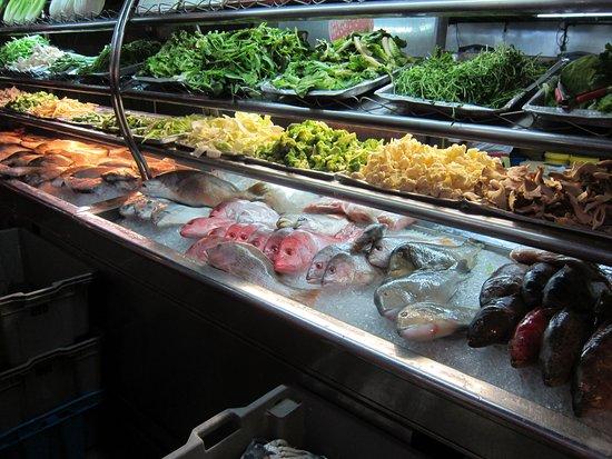 Top Spot Food Court: verser kan niet...