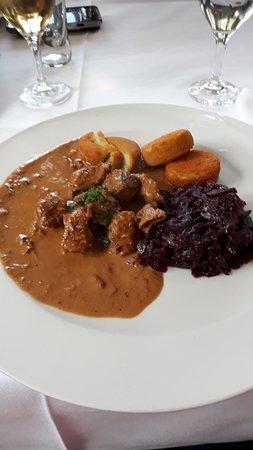 Hagen am Teuteburger Wald, Alemanha: Das Essen war täglich sehr sehr lecker!