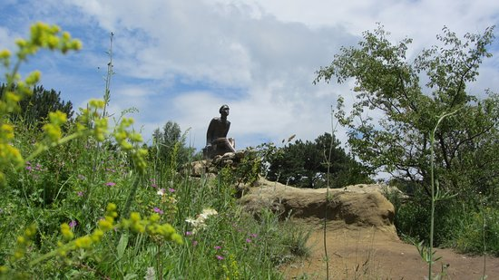 Monument Lermontov M.Yu.照片