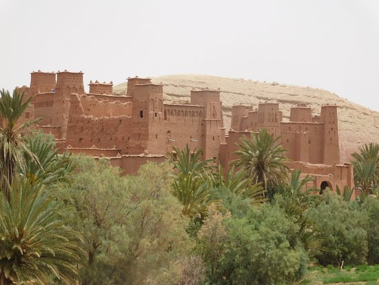 Full-Day Trip from Marrakech to Atlas Mountains and The Ancient Ait Ben Haddou: Ait Ben Haddou