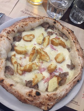 Pizzeria Gaetano Genovesi: Gioia