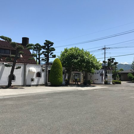 Kofu, Japan: 葡萄畑、ワイナリーの見学、そして食事と美味しいワイン