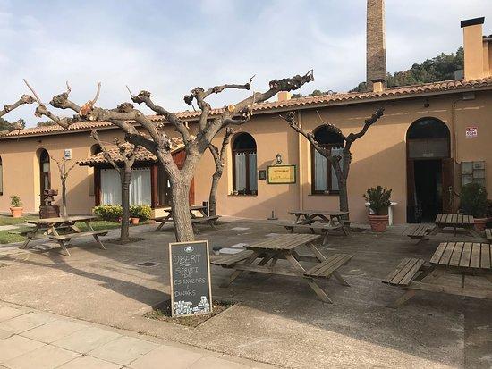 imagen Restaurant La Plantada en Barcelona