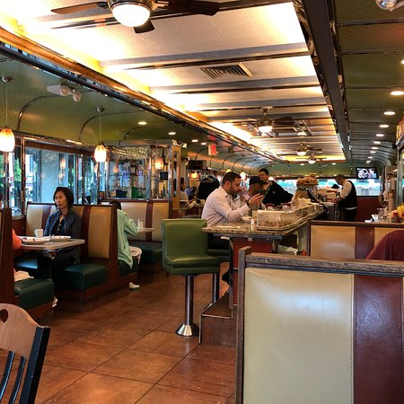 Picture Of Court Square Diner