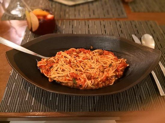 Isabella Steak & Bistro: Tortellinis