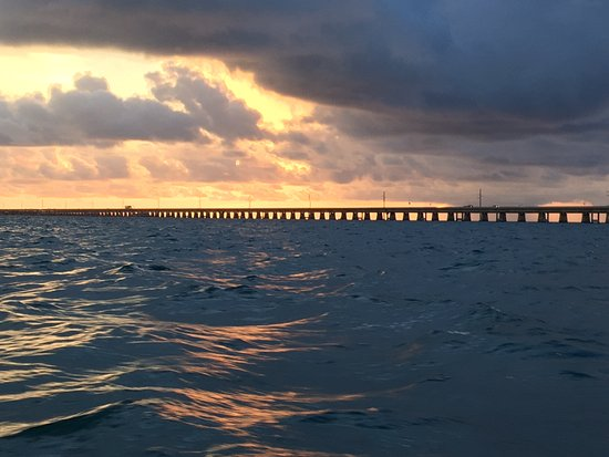 Seven Mile Bridge: Seven Mile Sunset