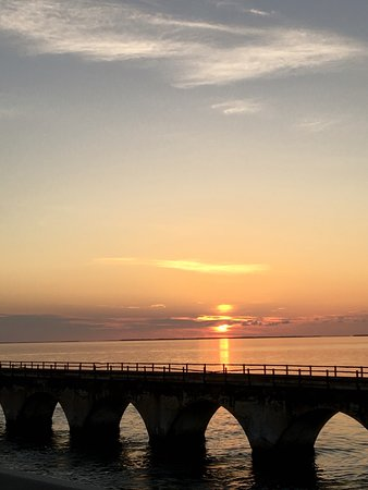 Seven Mile Bridge: Just beautiful!