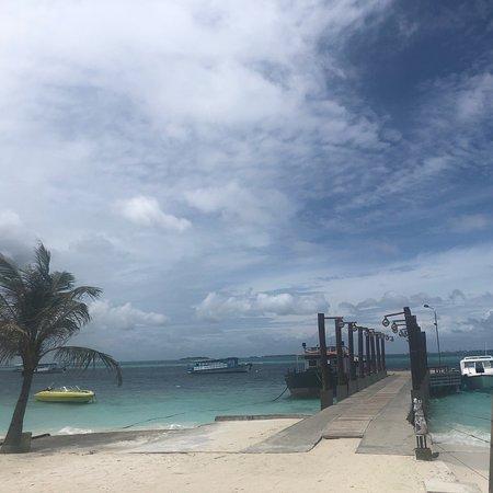 Malahini Kuda Bandos: Clean beach
