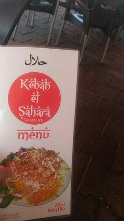 El Sahara Kebab Resmi