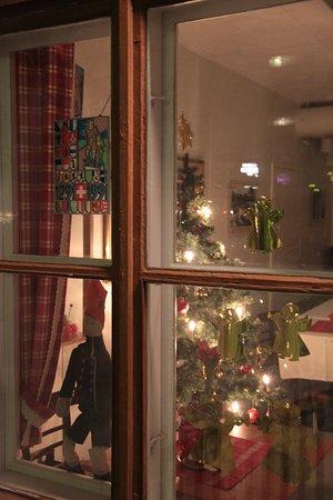 Onkapannu: Joulun tunnelma