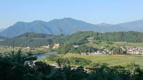 長野県, 高社山