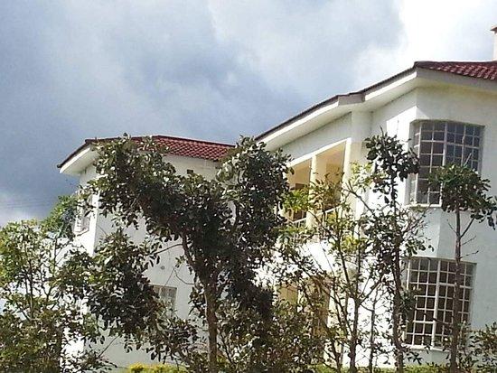 Mzuzu, Malawi: Hotel Building