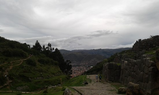 Sacsayhuamán: Photo