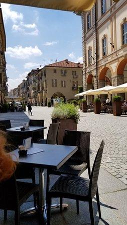 Via Roma Arcades Picture Of Hotel Principe Di Piemonte Cuneo
