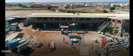 Gruissan Sailing Center: Base de voile