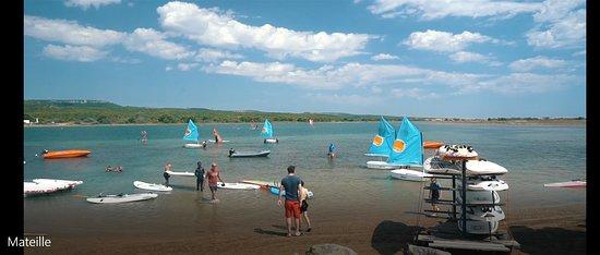 Gruissan Sailing Center: Optimist
