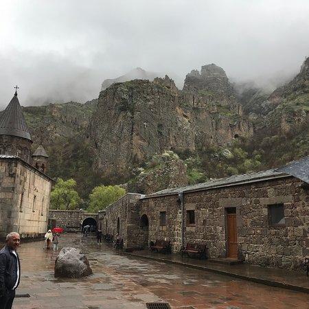 The Monastery of Geghard Φωτογραφία
