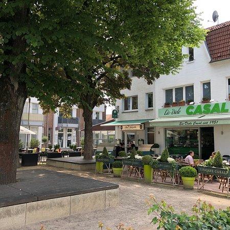 Wurselen, Almanya: Eis-Diele CASAL